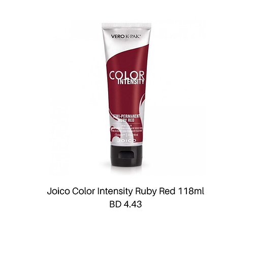 Joico Color Intensity Ruby Red 118ml