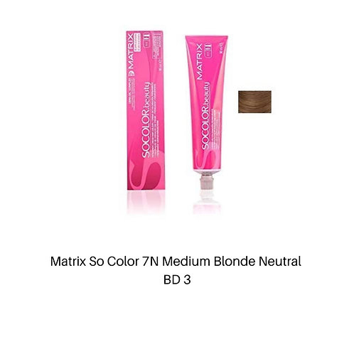 Matrix So Color 6N Dark Blonde Neutral