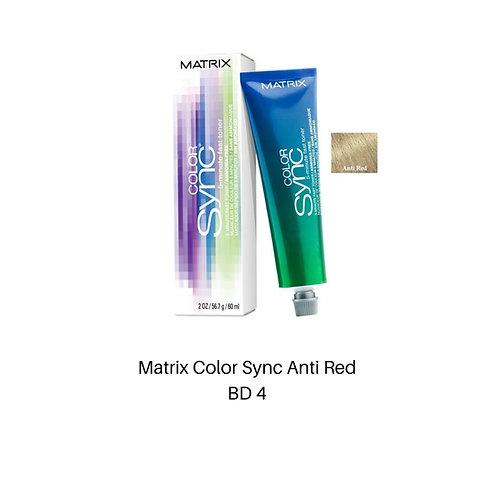 Matrix Color Sync Anti Red