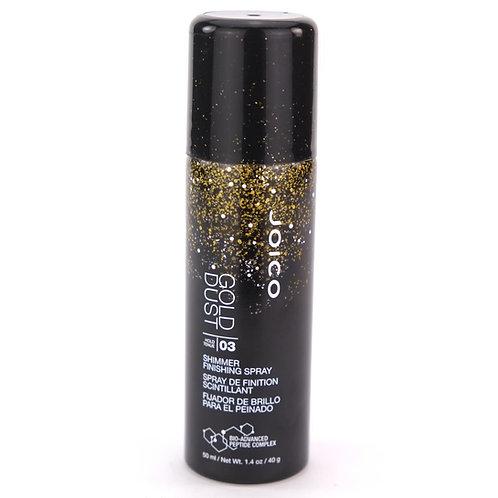 Joico Gold Dust 03 Shimmer Finishing Spray