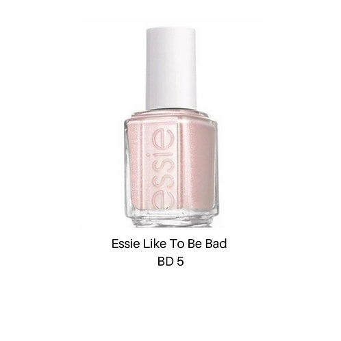 Essie Like to Be Bad