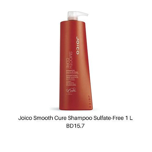 Joico Smooth Cure Shampoo Sulfate Free 1 L