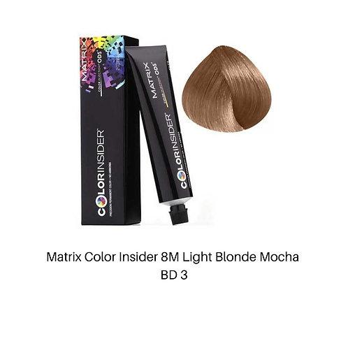 Matrix Color Insider 8M Light Blonde Mocha