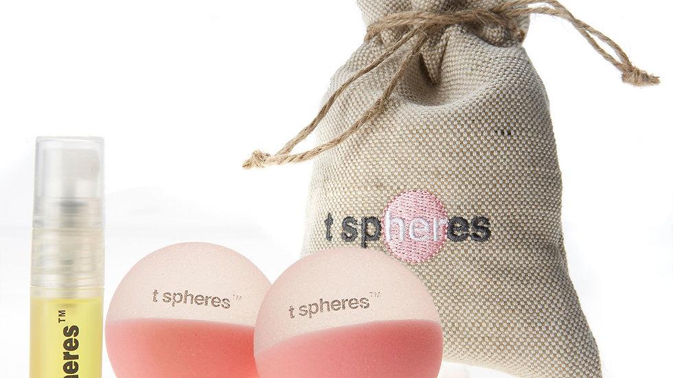 T Spheres Perk Up