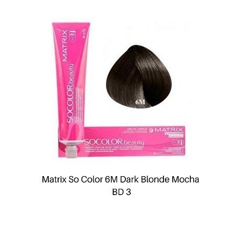 Matrix So Color 6M Dark Blonde Mocha