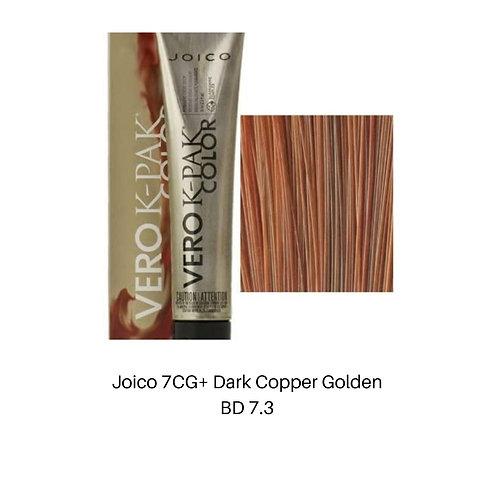 Joico 7CG+ Dark Copper Golden