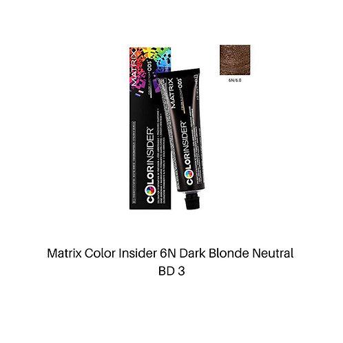 Matrix Color Insider 6N Dark Blonde Neutral