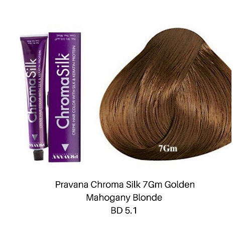 Pravana Chroma Silk 7Gm Golden Mahogany Blonde 90 ml