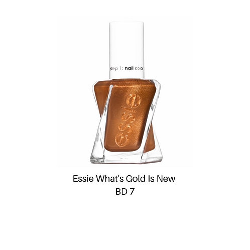 Essie What's Gold Is New