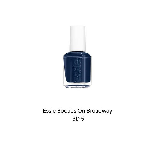 Essie Booties On Broadway