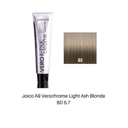 Joico A9 Verochrome Light Ash Blonde