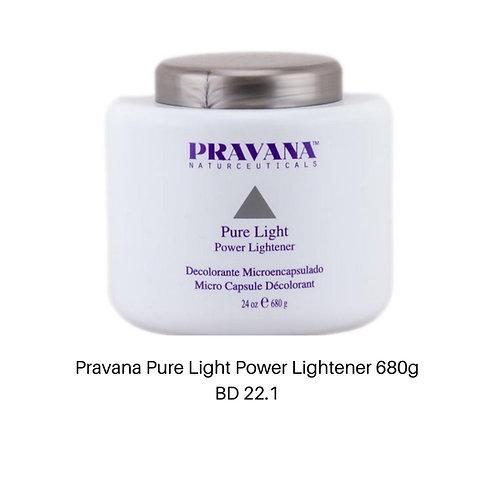 Pravana Pure Light Power Lightener 680g