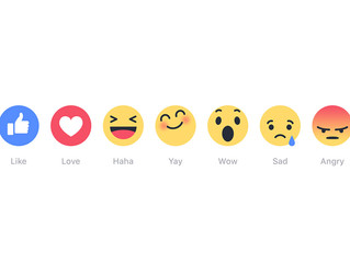 As Facebook encourages us to express more emotion, should we be doing the same in the real world?