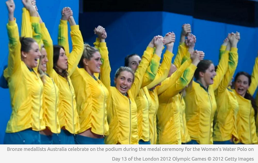 Women winning together