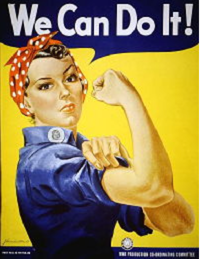 In 1946 Britain needed its women workers to rebuild the economy
