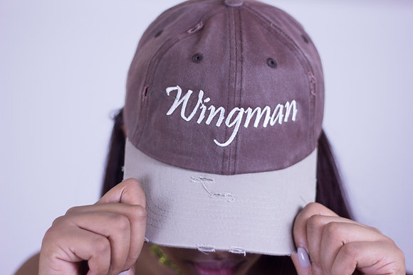 Wingman Brown Hat