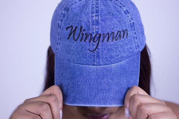 Wingman Light Denim Hat