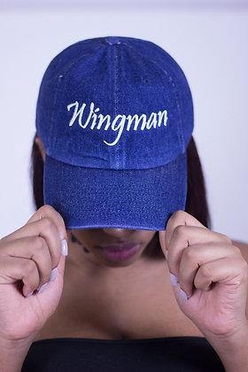Wingman Dark Denim Hat