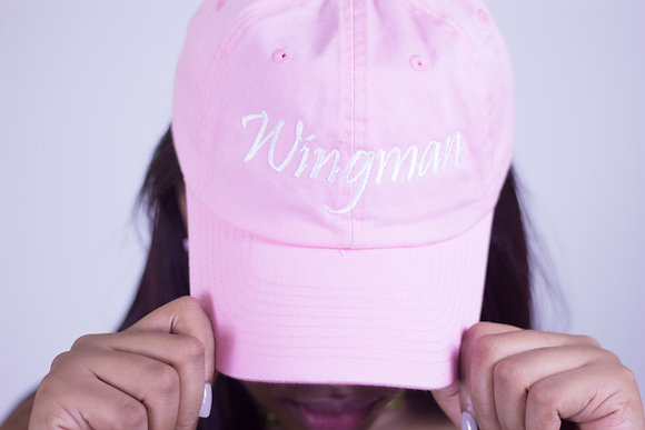 Wingman Pink Hat