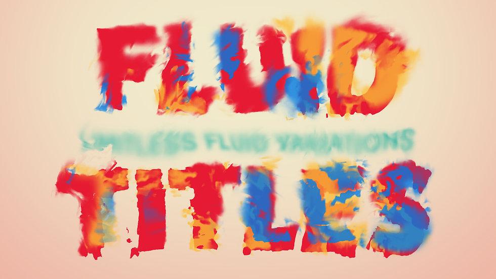 Organic Fluid Titles