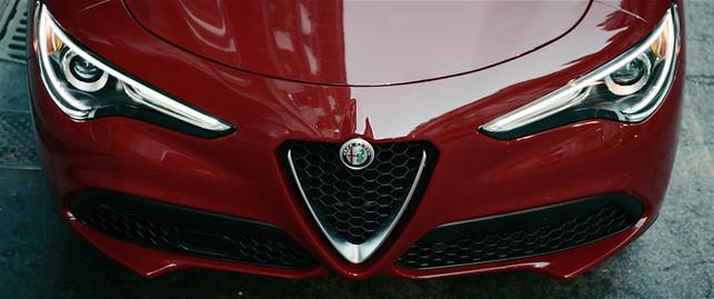 """Alfa Romeo """"Unforgettable"""""""
