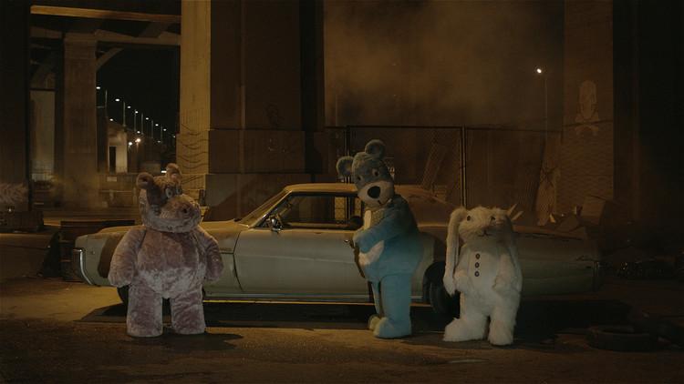 "Honda ""Teddy Bears"""