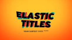 Elastic Titles