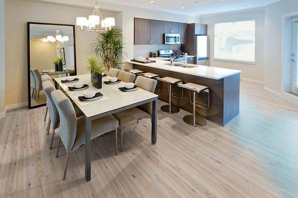 Laminate floor Trend Structure Nordick Pine