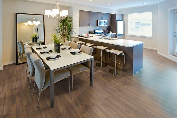 Natural Silk  Dark Oak laminate flooring