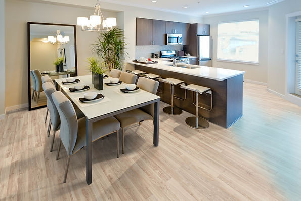 Laminate floor Trend Structure Nordick Ash