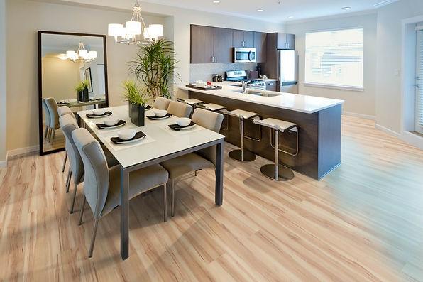 Laminate floor Trend Structure Comedo Maple
