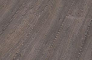 Laminate flooring Black