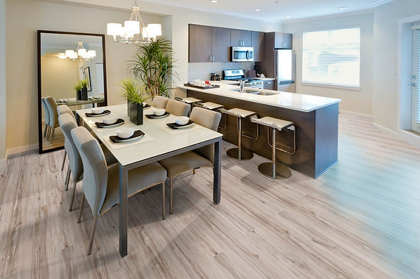 Laminate floor Trend Structure White  Maple