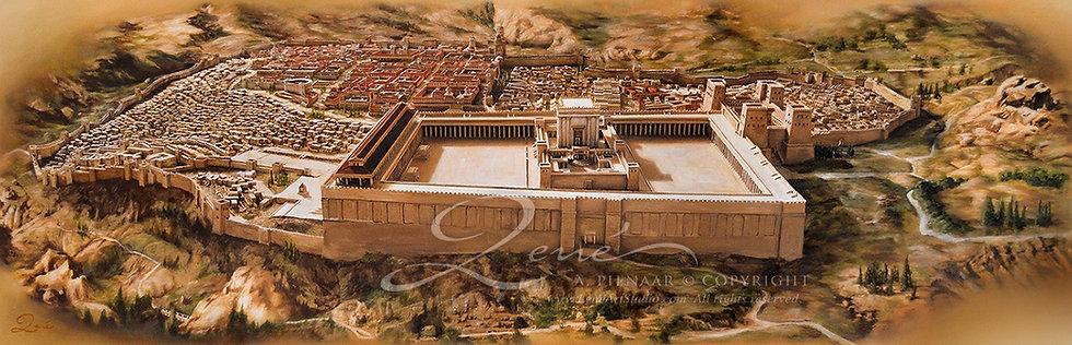 Jerusalem 30AD