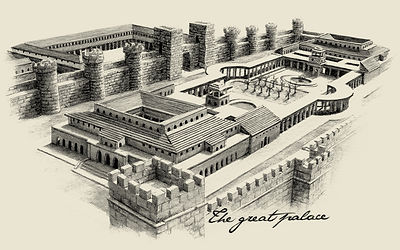 Great Palace of King Herod