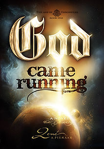 Book cover God Came Running by Lené Pienaar