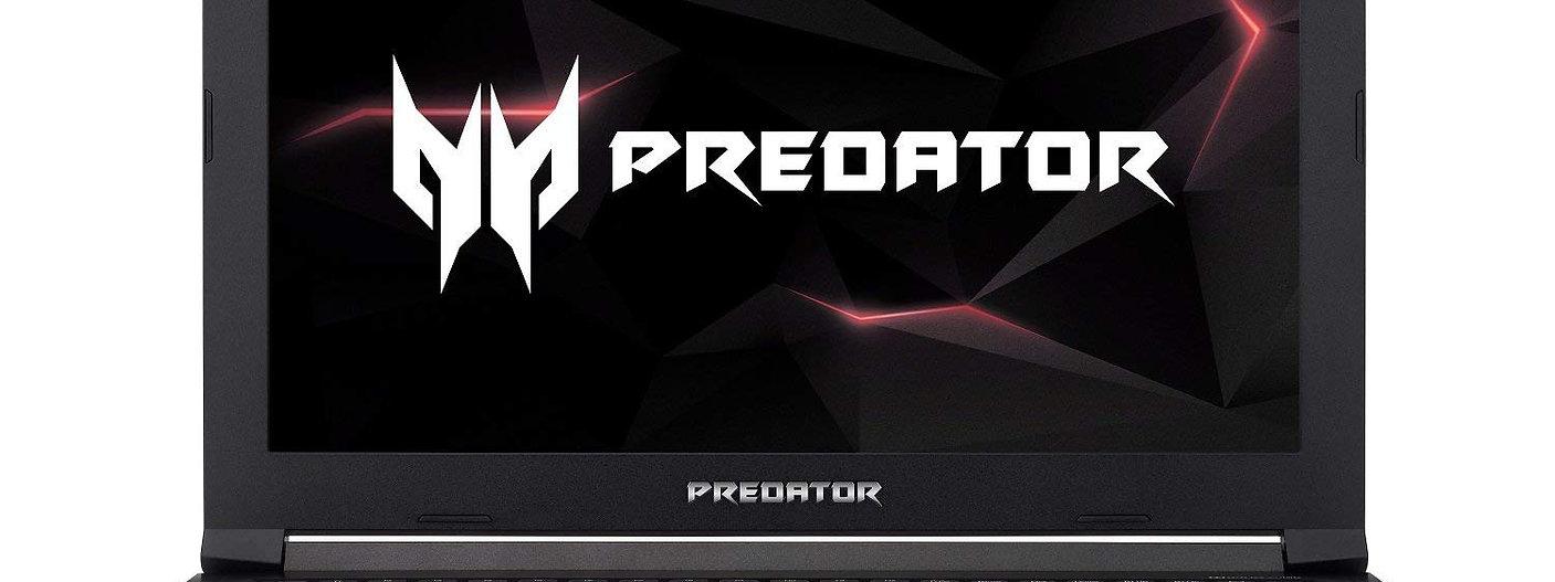 Acer Predator 300,i7-8750H,16G,256 SSD,NVIDIA GTX 1060 6GB,15.6 FHD IPS , 144hz