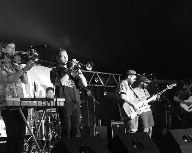 Nicholson Heal @ Glastonbury Festival
