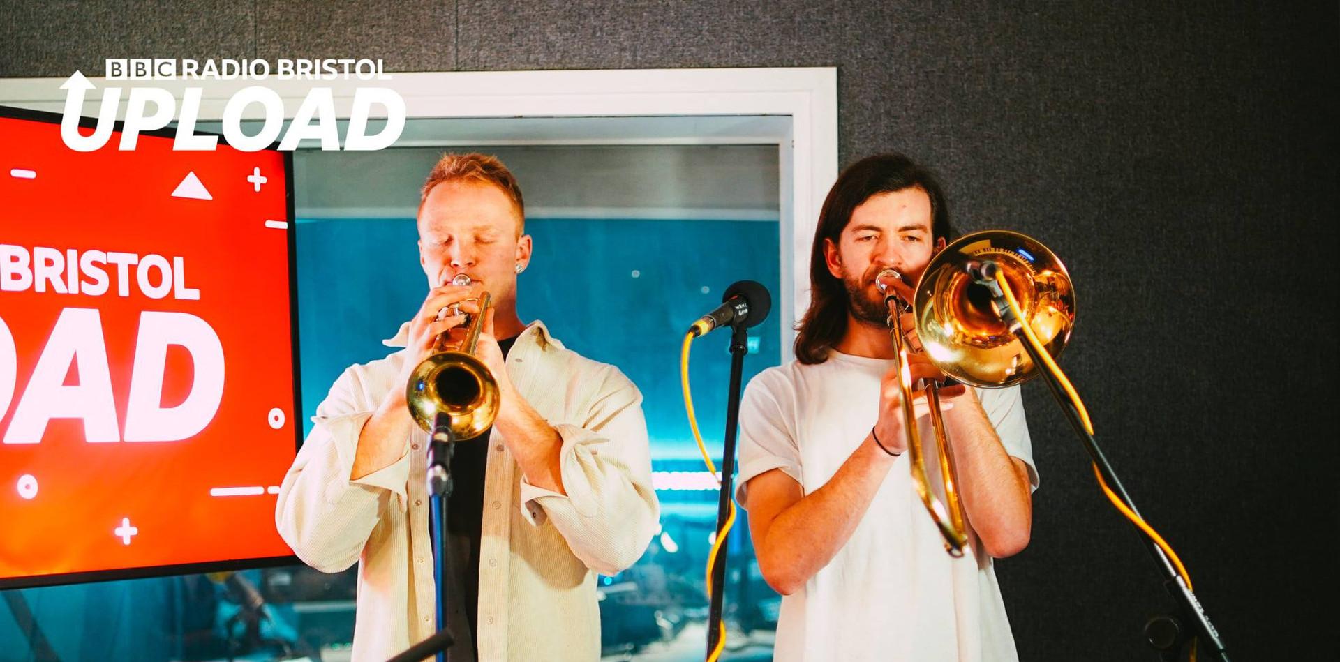 Nicholson Heal @ BBC Radio Bristol live session