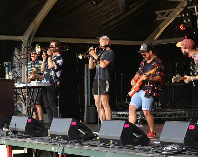 Nicholson Heal @ Farmfest Main Stage, Somerset