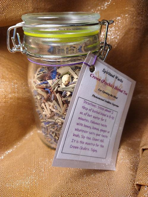 Psychic Tea Crown Chakra