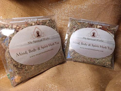 Mind Body & Spirit Tea