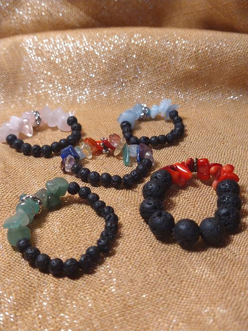 Mini Chakra Bracelets