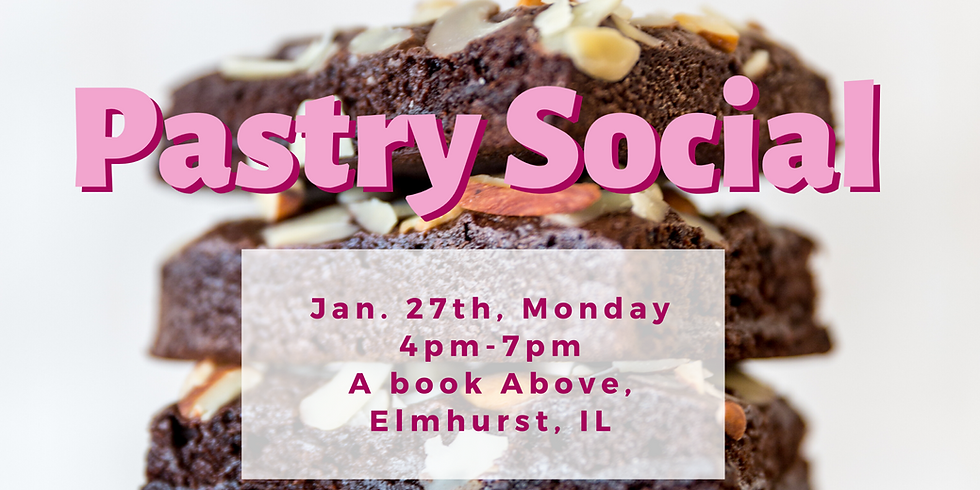 Veganuary Pastry Social Club Pop-up Event