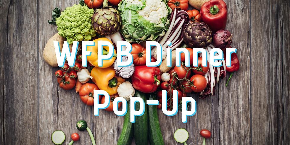 WFPB January Dinner Pop-up