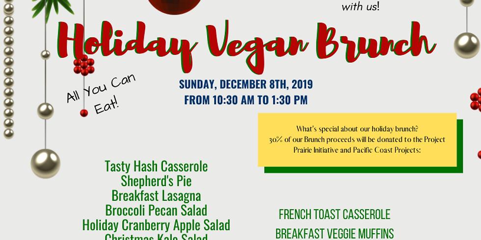 Sweet and Savory Vegan Pop-Up Brunch
