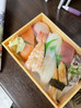 【井上】お昼に海鮮を頂きました!
