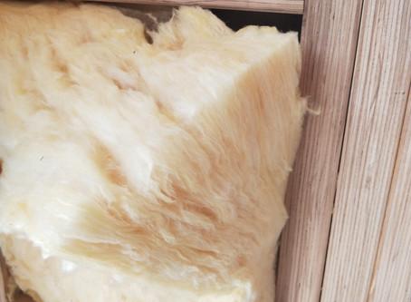 Week 7: Insulation & Interior Linings