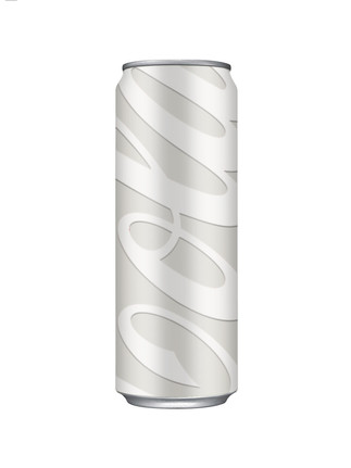 Silver Can