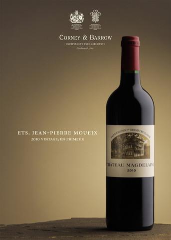 C&B Fine Wine Vinatage Reports